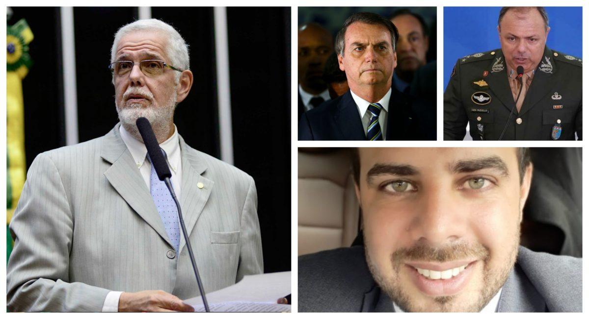 """Solla pede revogação da nomeação de assessor do Centrão por Bolsonaro: """"Ato rasteiro"""""""