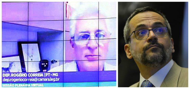 Rogério Correia: Recursos do MEC para sócia de Wassef explicam fuga de Weintraub