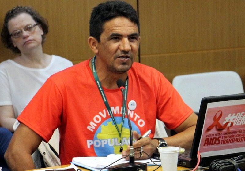 """Vanilson Torres: Para as 222 mil pessoas em situação de rua a frase """"FiqueEmCasa"""" não faz sentido"""