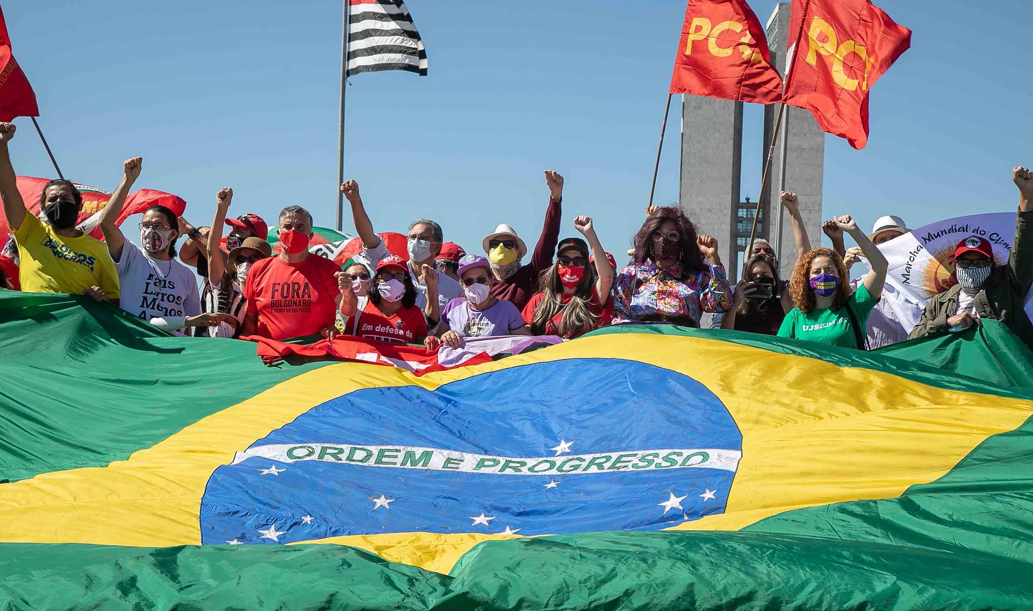 Jeferson Miola: Eleições no Brasil talvez produzam resposta dura ao bolsonarismo