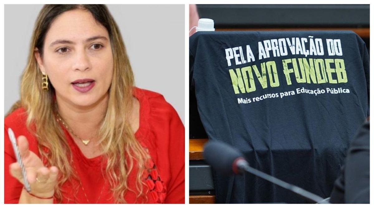 Beatriz Cerqueira e o Fundeb: É preciso mobilização permanente em todo o País até votação no Senado; áudio