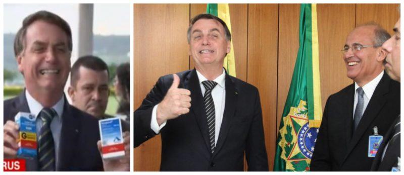 Dr. Rosinha: Ao receitar cloroquina, Bolsonaro age como charlatão sob as bênçãos do CFM