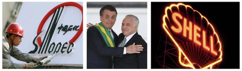 Claudio Oliveira: Shell vai ocupar o espaço da Petrobras, mas só se os chineses deixarem