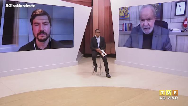TVs educativas formam rede para transmitir Giro Nordeste para toda a região