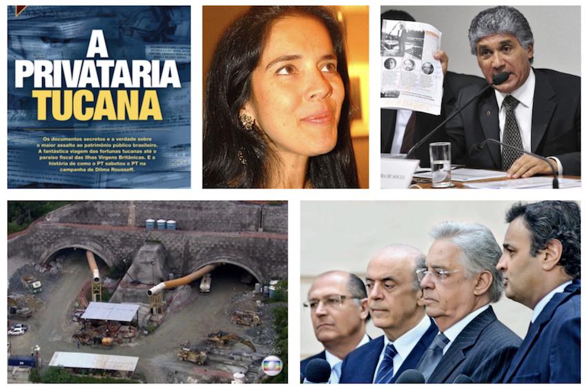 """Acusada de lavar dinheiro para o pai, Verônica Serra já se disse vítima de """"rede de difamação""""; íntegra"""