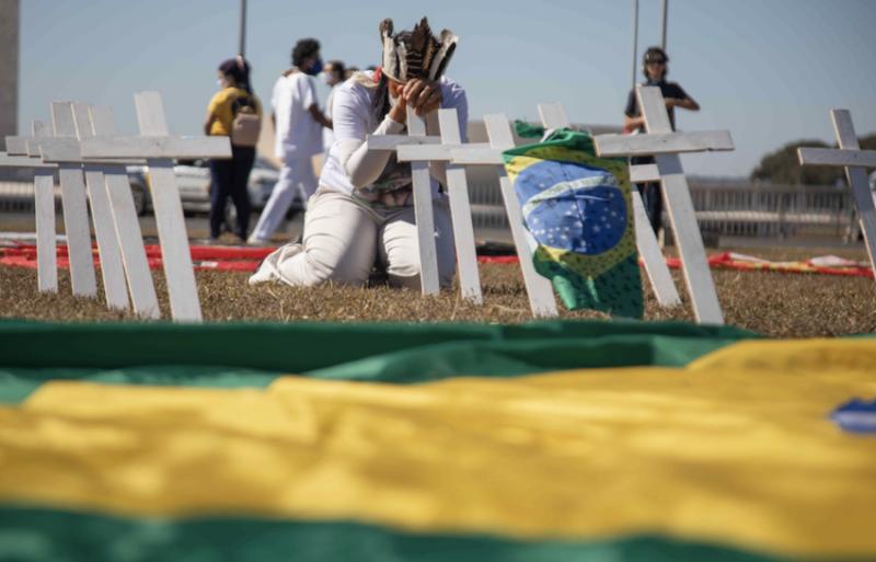 Kenarik Boujikian, pelo impeachment de Bolsonaro : 'Regime democrático não admite governantes irresponsáveis'; petição e fotos