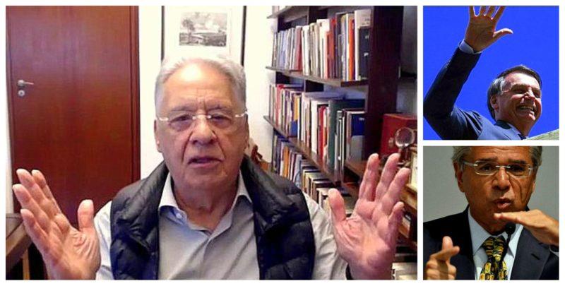 Vivaldo Barbosa: Disputa do PSDB com Bolsonaro/Guedes desmonta a farsa da social democracia