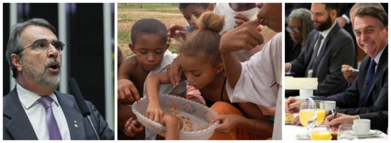 Henrique Fontana: Com Bolsonaro indiferente, Brasil retorna ao Mapa da Fome