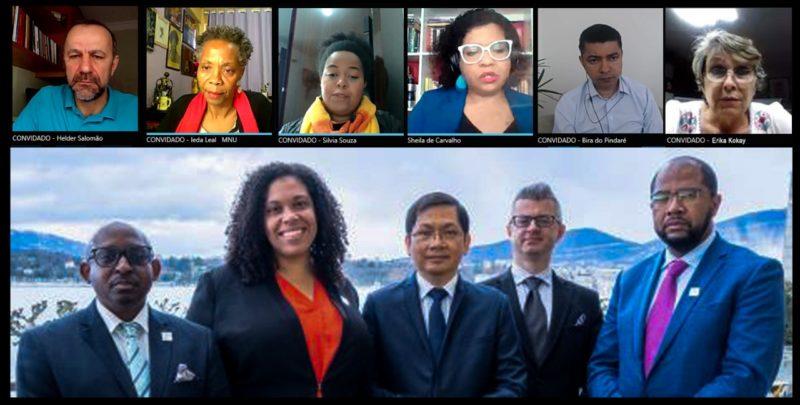 """Racismo estrutural e genocídio """"invisível"""": Peritos da ONU ouvem denúncias de deputados e entidades"""