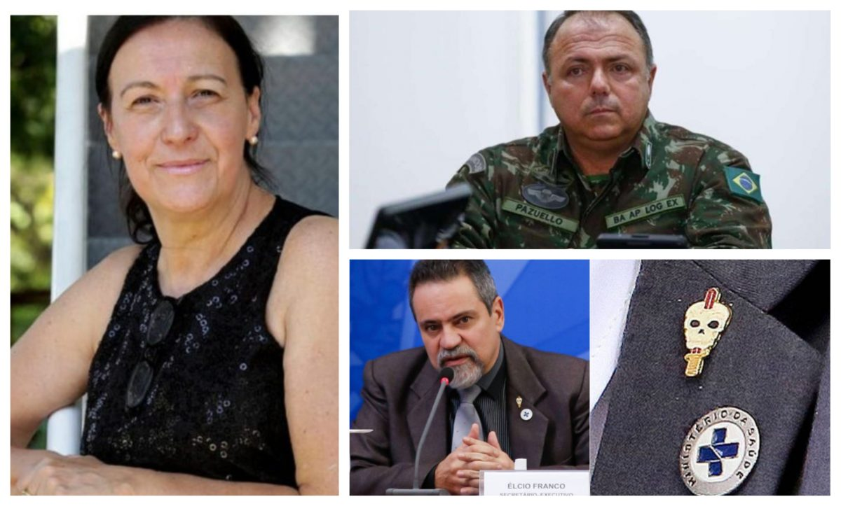 Ligia Bahia: Militares transformaram Ministério da Saúde em receptador de toneladas de cloroquina e agência de empregos para filhas de generais