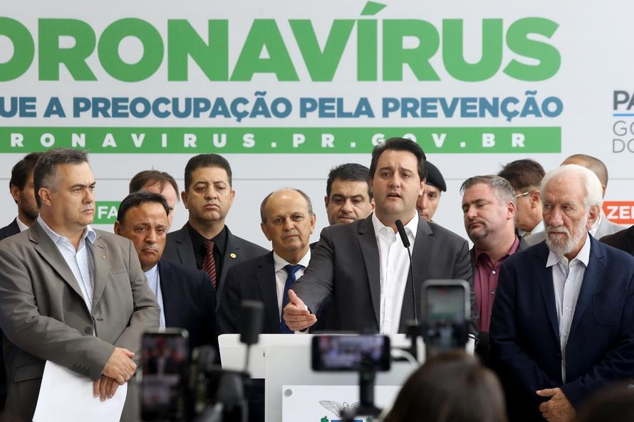 PT denuncia descaso e negligência do governo Ratinho no combate ao coronavírus no Paraná