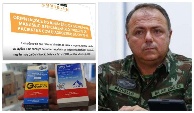 Cloroquina na covid: Conselho Nacional de Saúde é contra orientações do Ministério e alerta para riscos; vídeo