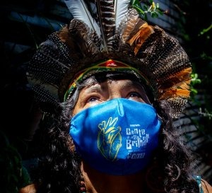 """Indígena e terapeuta cearense: """"Governo federal não se preocupa com a vida e o cuidar"""""""