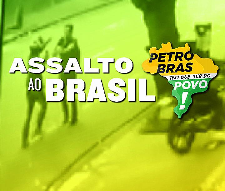 Federação Nacional dos Petroleiros: Acha certo a Petrobras estar sendo entregue a preço de banana?; vídeo