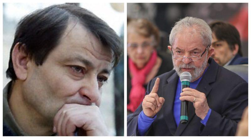 Exclusivo: Carta da mãe do filho de Battisti a Lula, após ex-presidente dizer que foi erro dar-lhe asilo político no Brasil; vídeo