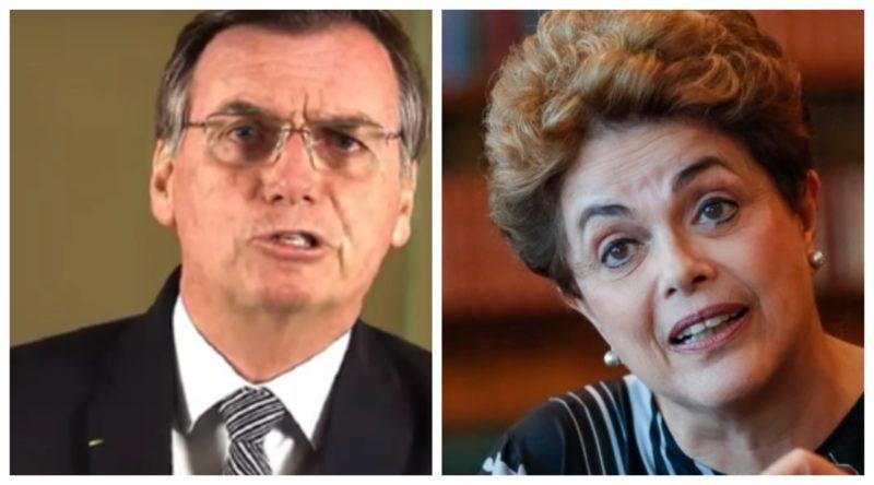 César Locatelli: Tratamento da mídia a Bolsonaro é bem melhor que o dado a Dilma – com fascismo, com tudo