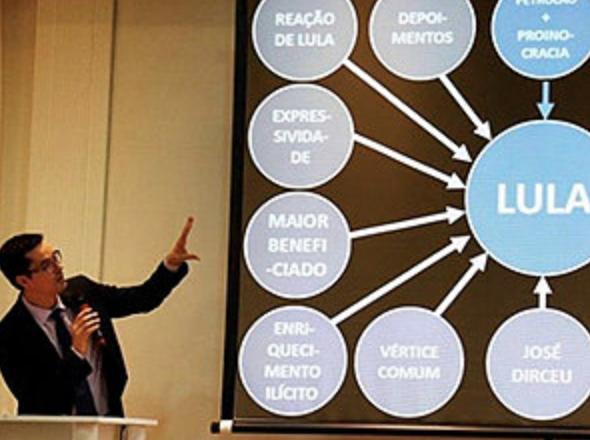"""Gleisi: """"Mesmo envergonhado"""", Conselho do MP reconheceu que Lava Jato abusou do poder para condenar Lula na mídia"""