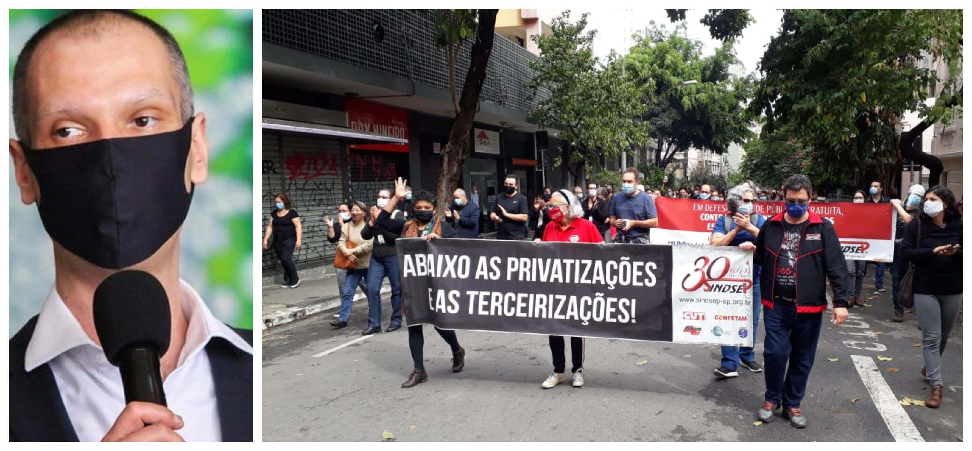 Juliana Cardoso: Por interesses econômicos, Covas desmonta serviços de vigilância em saúde
