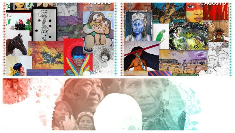 Festival virtual em prol dos Guarani e Kaiowáafetados pela covid em Dourados
