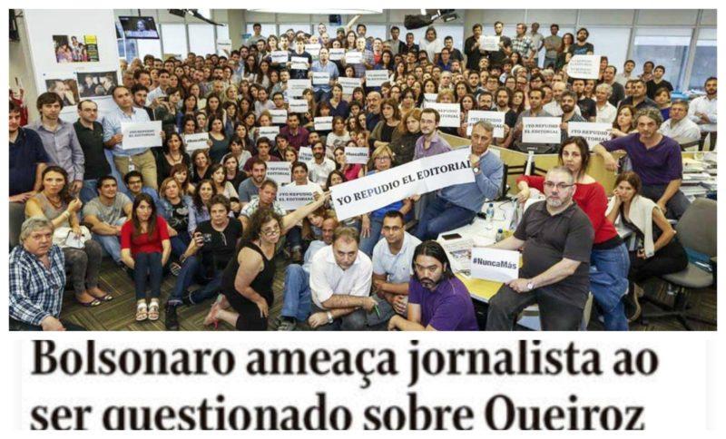 Ângela Carrato: Se os jornalistas brasileiros tivessem agido como os do La Nación, dificilmente estaríamos neste fundo do poço