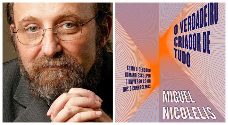 Professor Nicolelis lançou seu novo livro durante live; veja o vídeo