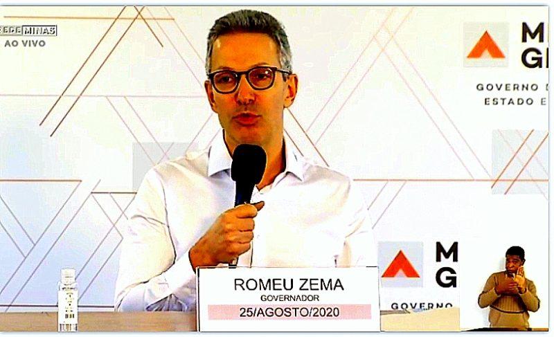Auditoria Cidadã, sobre reforma da previdência de MG:  Como falar em 'economia' de R$ 36,2 bi, se Zema aceitou receber apenas R$8,7 bi da dívida da União de R$ 135 bi?