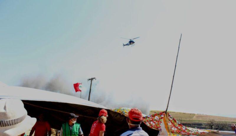 PT pede ao STF liminar urgente para suspensão do despejo de 450 famílias do Quilombo