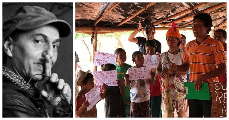 Com show ao vivo, Zeca Baleiro fecha hoje Festival Mba'e Porã para ajudar os Guarani-Kaiowá