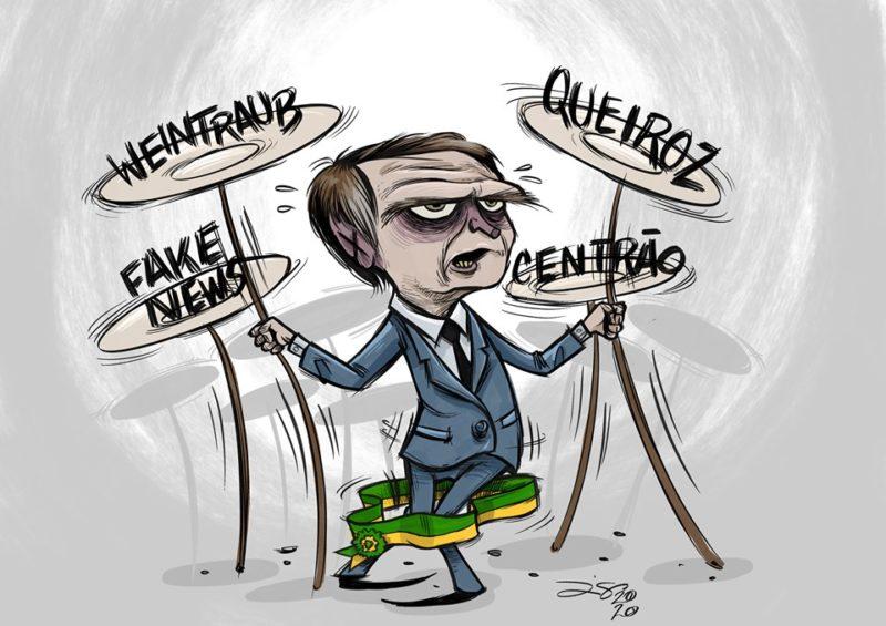 Dr. Rosinha: Será o Queiroz o único que consegue colocar um buçal no Bolsonaro?