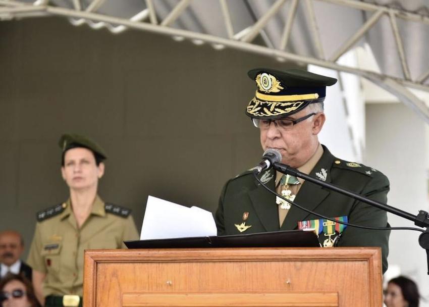 General da Inteligência morre de covid, mas Exército omite causa em nota de falecimento