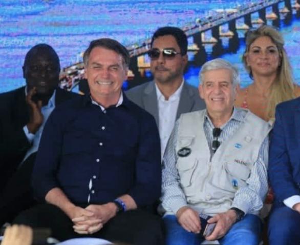 TRF julgará Bretas por participar de ato político ao lado de Jair Bolsonaro