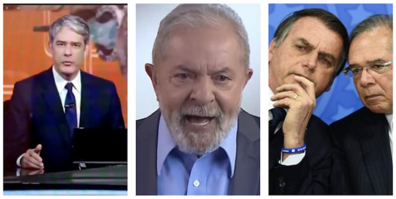 Tarso Genro: A aliança entre a Globo, Bolsonaro e Guedes