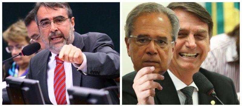 Fontana denuncia queima das principais estatais na Black Friday bolsonarista: Lesa-pátria por interesses escusos