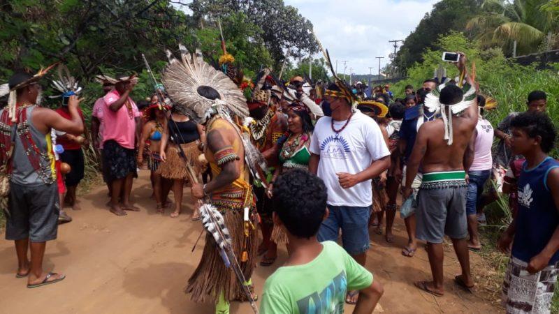 Justiça suspende despejo de 24 famílias do povo pataxó na Bahia