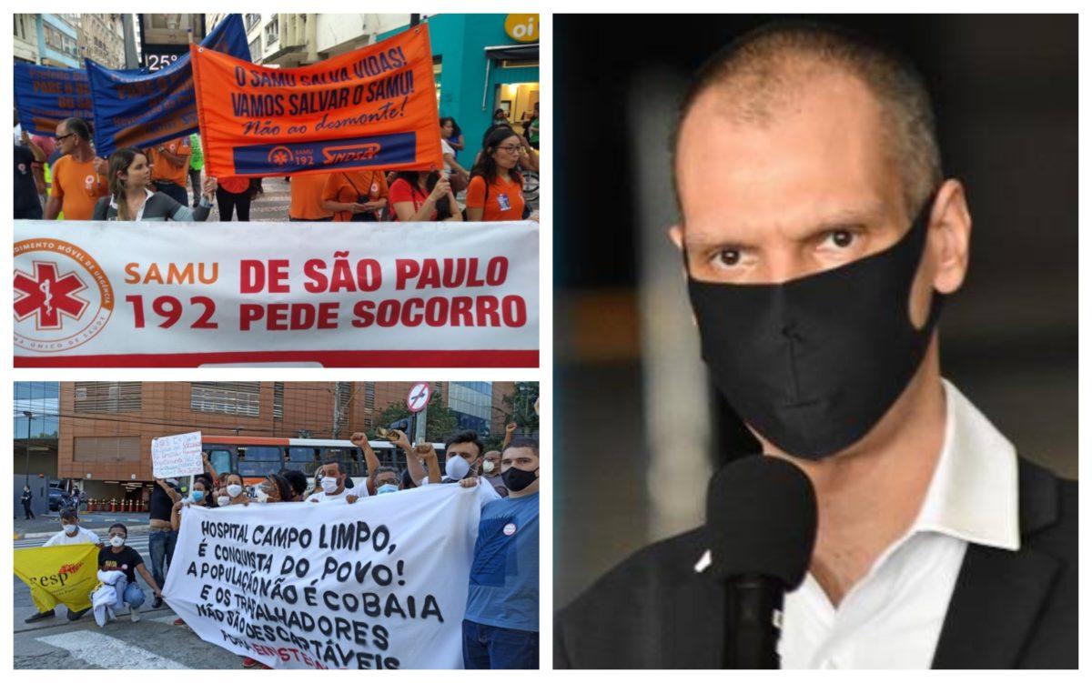 Juliana Cardoso: Covas dispensa licitação e favorece prestadores de serviços