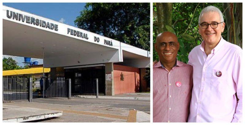 Conselho: Nomeação de Tourinho e Gilmar, eleitos com 93% dos votos para reitor e vice-reitor da UFPA, precisa ser cumprida; nota e vídeo