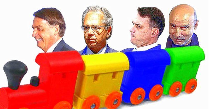 """Rogério Correia, sobre """"reforma"""" de Bolsonaro-Guedes: Não compre ilusões; é a volta do trem da alegria"""