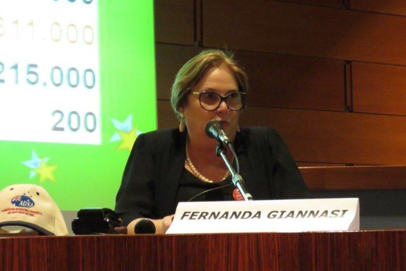 Fernanda Giannasi: Mais uma vez o STF foge da briga com a indústria da fibra assassina