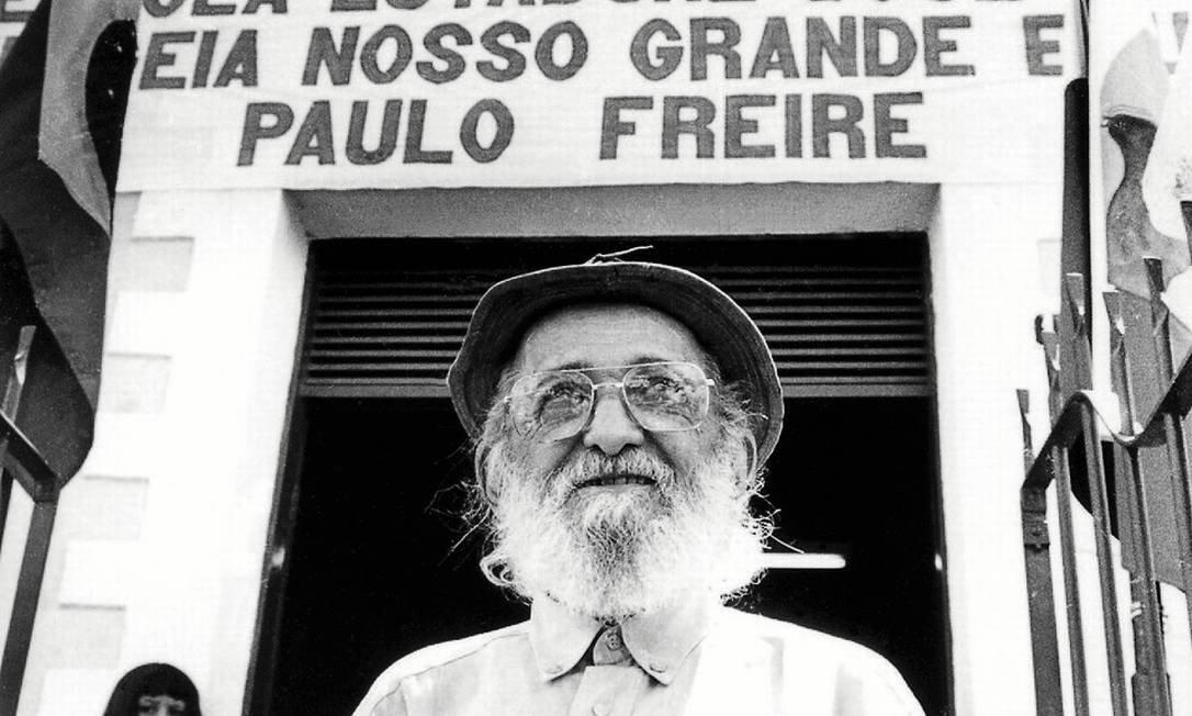 Joana Salém: Quanto mais a direita calunia Paulo Freire, mais os jovens se interessam por ele