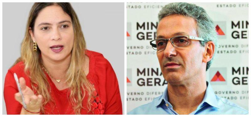 Beatriz Cerqueira: Sem plano de vacinação, Zema se limita a propagandear gestão das poucas doses recebidas; vídeo