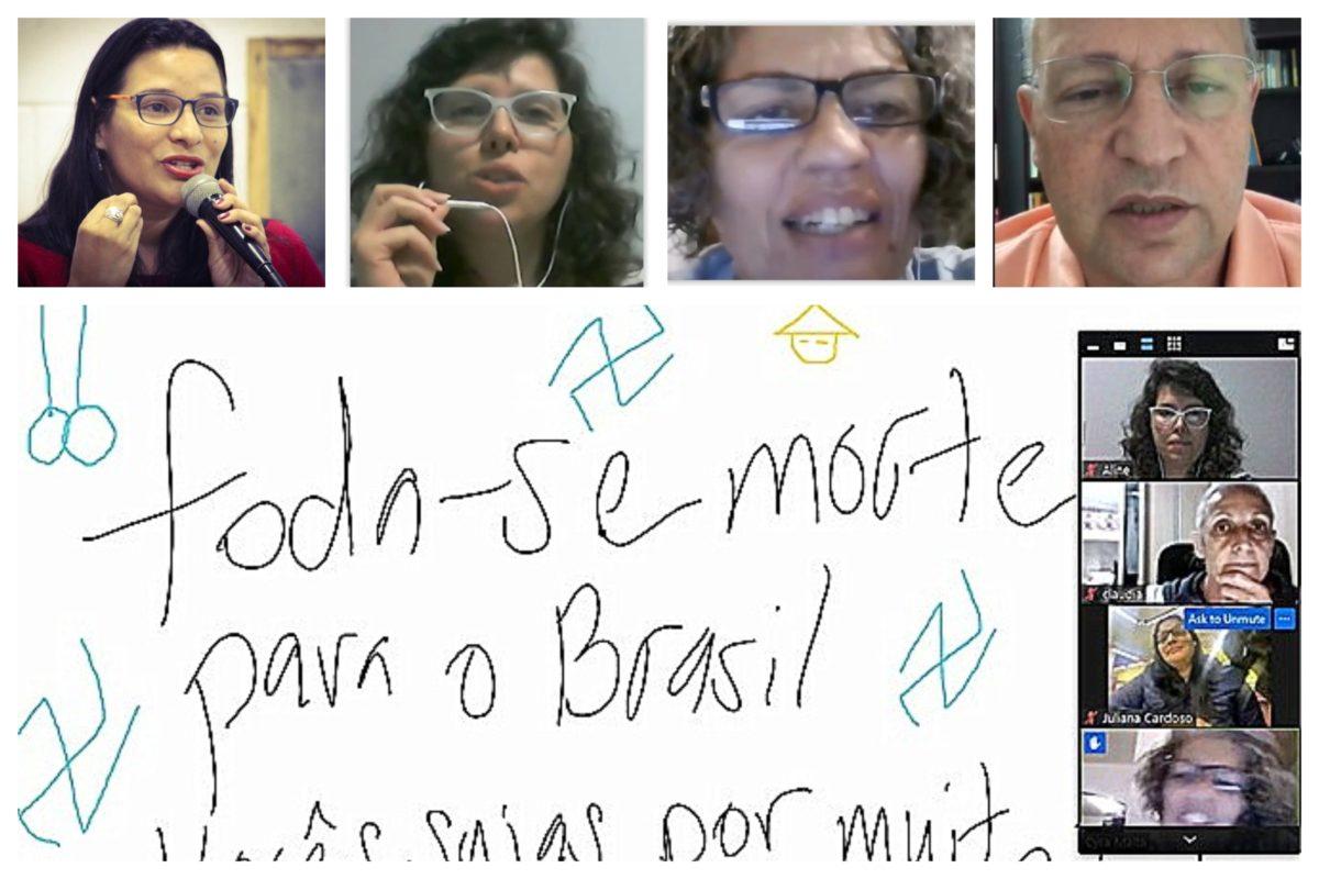 """Live com a vereadora Juliana Cardoso é invadida e derrubada no Zoom: """"Sinal de impunidade consentida!'', denuncia Neder; vídeo"""