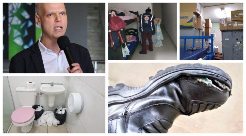 Central e bases do SAMU: Em vídeo publicitário, Covas esconde problemas; dono do edifício vai receber R$ 4,6 mi pelo aluguel de 60 meses; confira