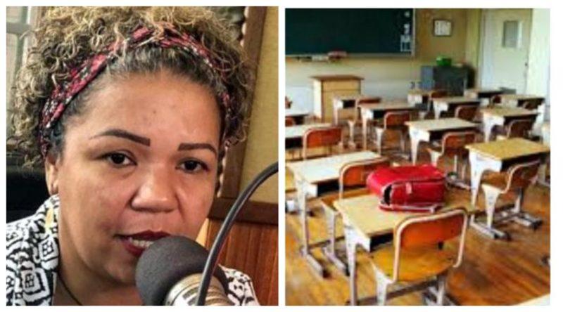 Sind-UTE/MG alerta pais e educadores: Por falta de segurança, aulas presenciais na rede pública estadual de ensino estão suspensas; vídeo