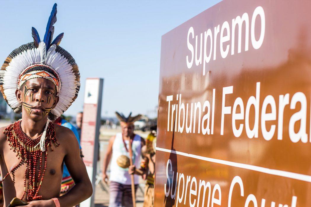 Cimi debate o direito dos povos indígenas à demarcação de suas terras, contra o marco temporal; veja como foi