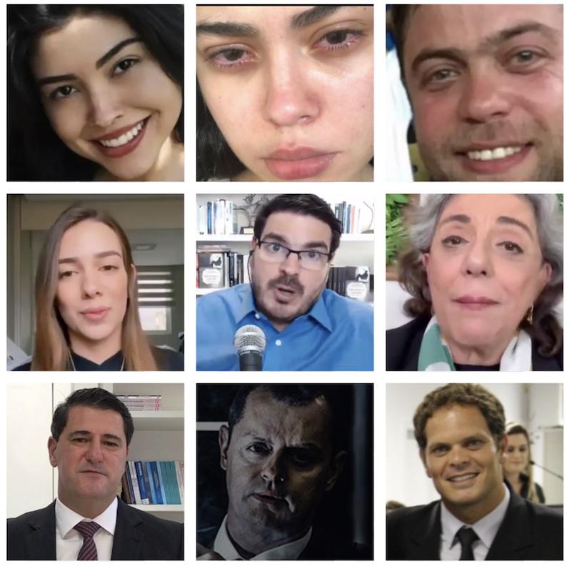 """Abaixo-assinado de apoio a Mariana Ferrer tem mais de 4,2 milhões de assinaturas e Constantino acusa """"chacais e hienas"""" depois de perder empregos"""