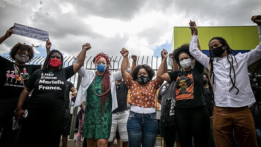 Bancada negra da Câmara de Porto Alegre denuncia assassinato brutal no Carrefour; vídeo
