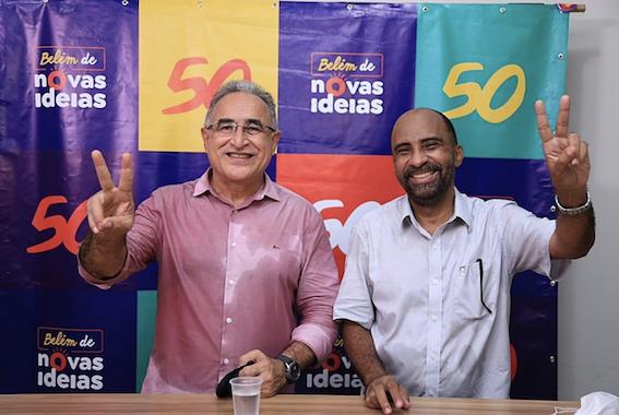 Edmilson assumirá Belém com programa de auxílio de R$ 450 para combater a fome