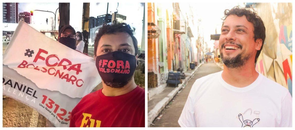 """Eleito vereador em Natal, Daniel Valença pode perder vaga: """"Mas a chapa do PTB tem uma série de irregularidades"""", diz o petista"""