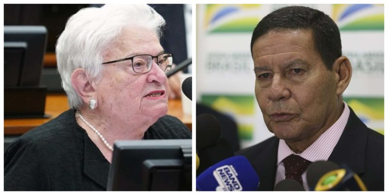 Paulo Capel: Erundina deveria servir de inspiração para o general Mourão e as escolas militares; Brasil ganharia