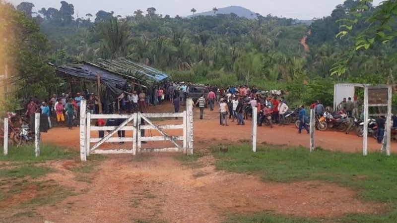 Rubens Valente: Invasores de terra indígena no Pará cercam base de fiscalização e ameaçam equipes do Ibama